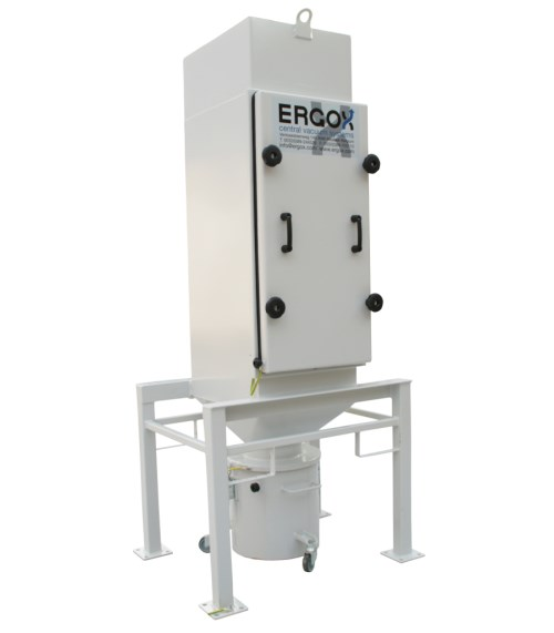 Car Wash Central Vacuum Systems built by Ergox Professionals